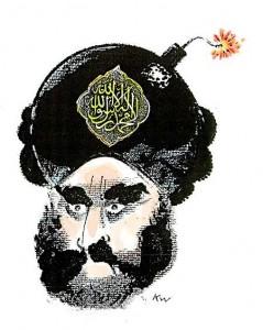 Muhammad Turban Bomb