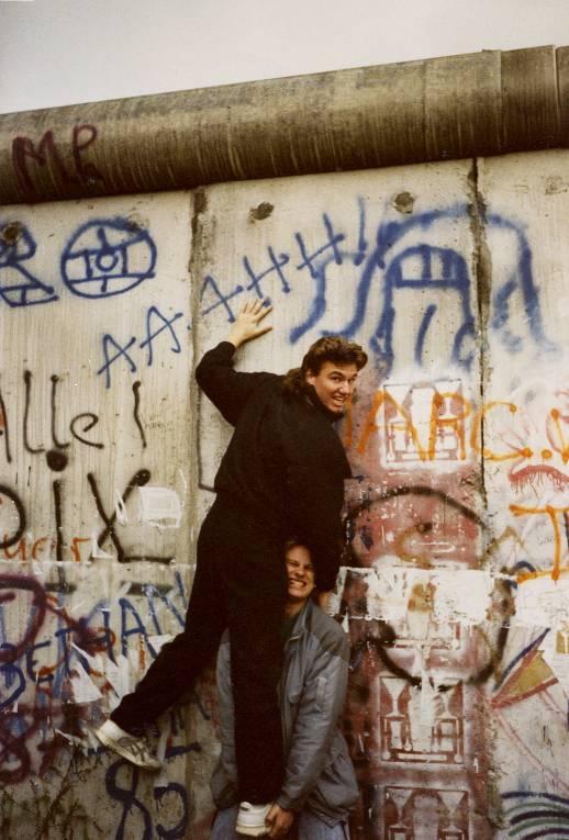 MoskouBerlijn Mauer