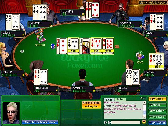 Pokeren kansspel of behendigheidsspel
